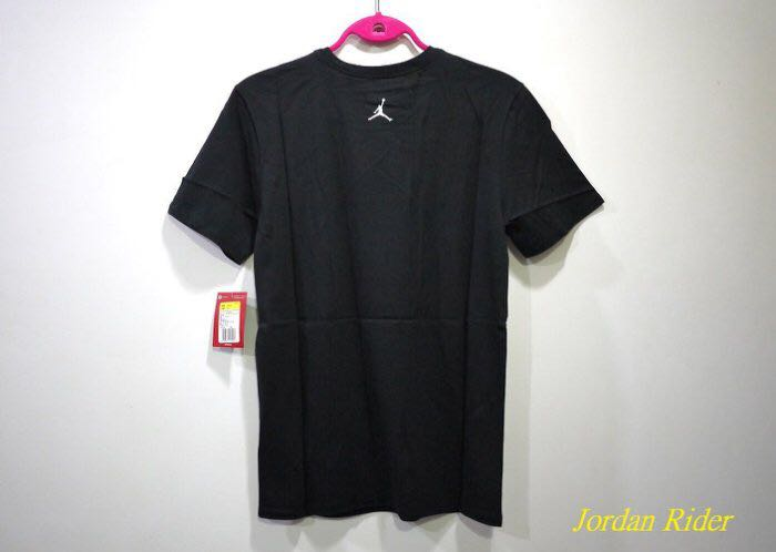 Jordan Rider 喬丹騎士 NIKE Air Jordan XII Retro Tee AJ 12代復刻 黑金 短袖T恤 Master Wings