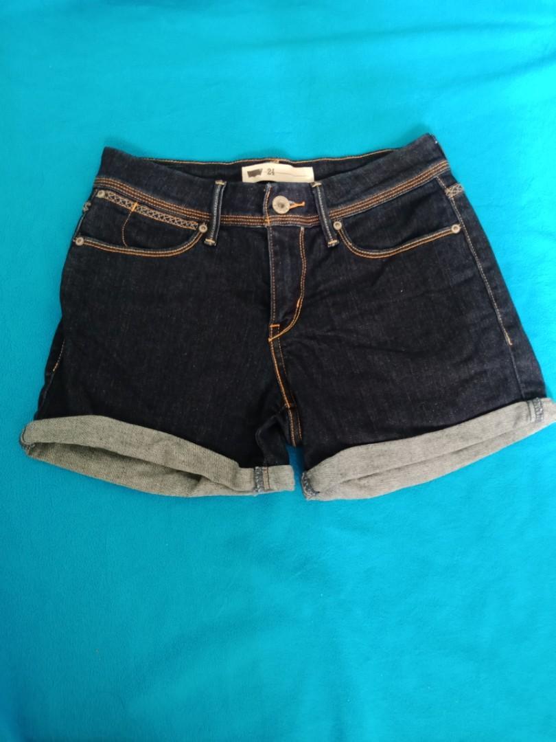 Levi's shorts denim