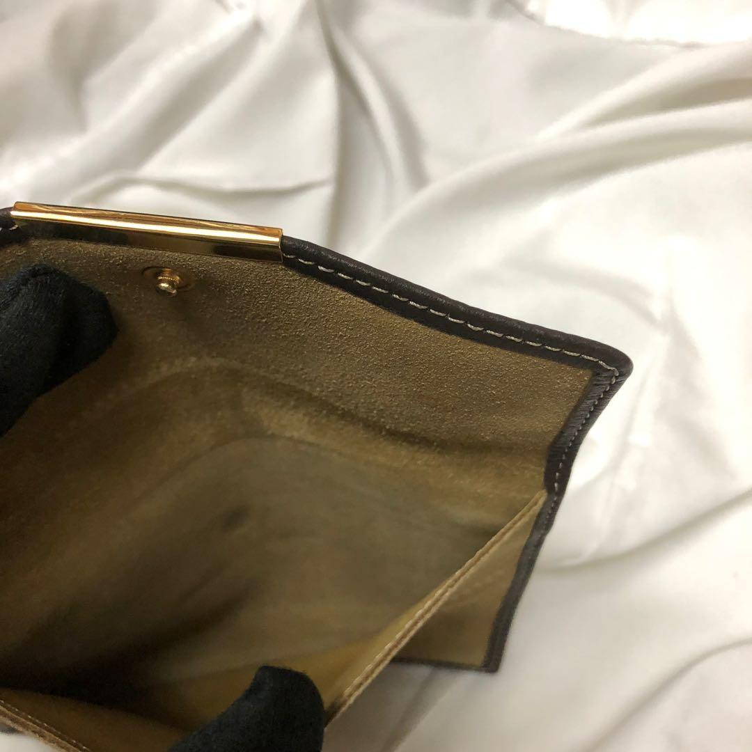 Loewe 麂皮 羊皮 卡夾 零錢包 美品 瑞奇