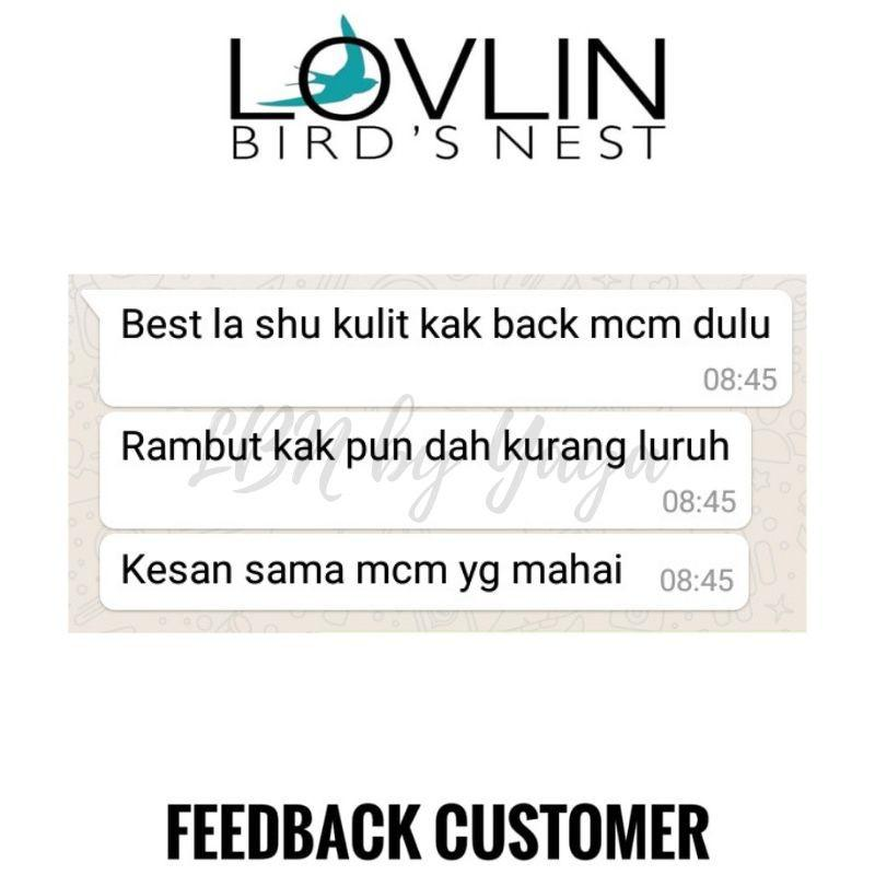 LOVLIN BIRD'S NEST 7%