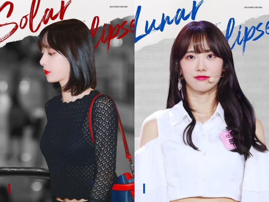 SEOLA & LUDA - MIRACLE OF YOU 2020 Season's Greeting [28/9]