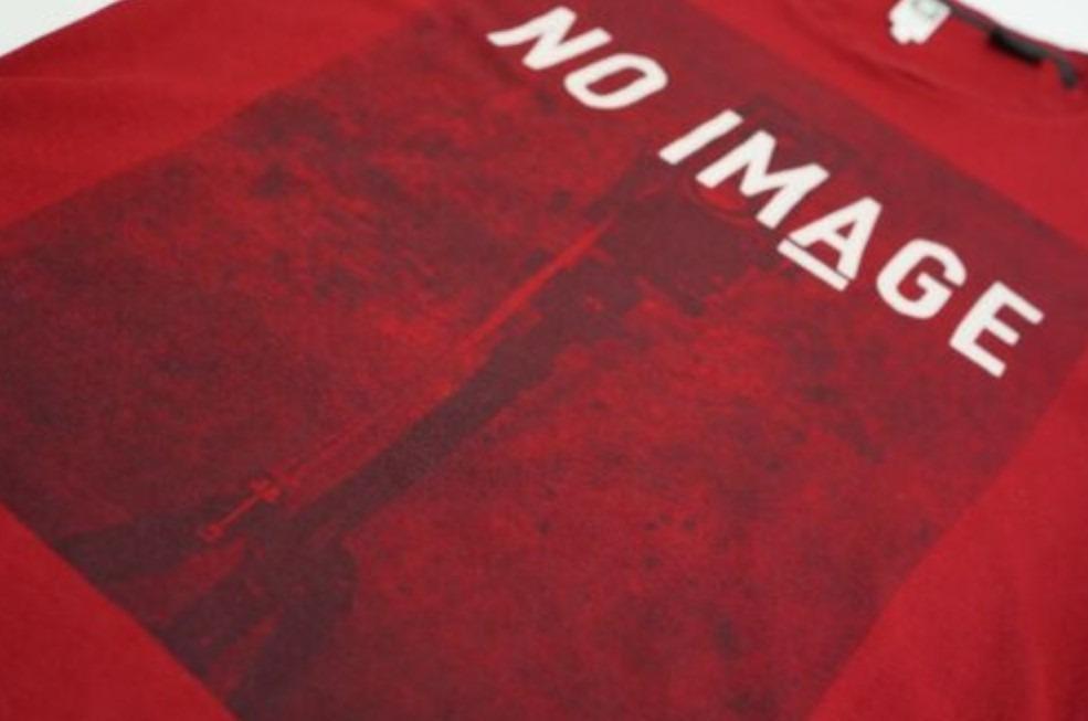 Men G-Star Raw Denim T-Shirt Red Short Sleeves Cotton M