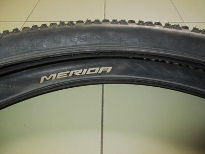 Merida Bike Tire 27.5 x 2.1 Tayar MTB