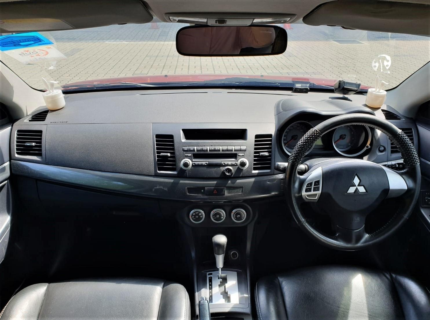 Mitsubishi Lancer EX 1.5A @ Lowest rental rates, good condition!