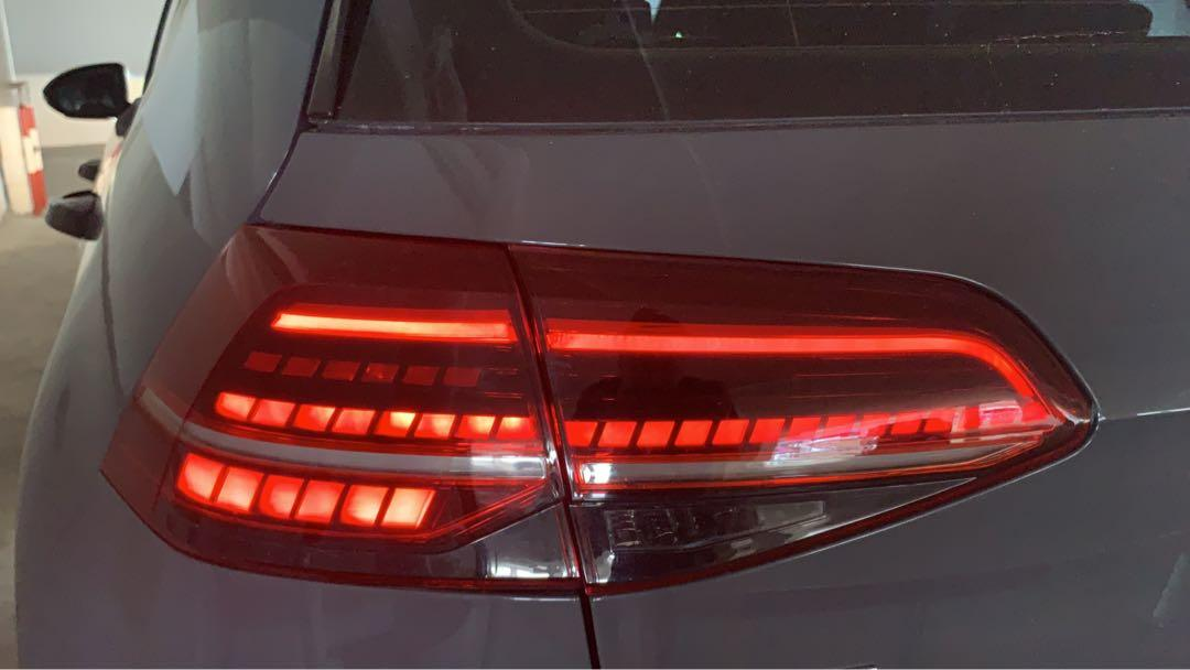 Mk7.5 Rear Light Suitable for All MK7 VW Golf