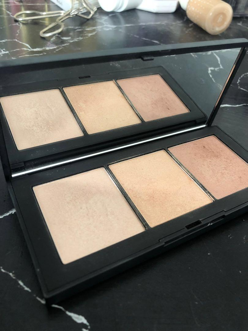 NARS LIMITED EDITION HIGH VOLTAGE HIGHLIGHTING PALETTE