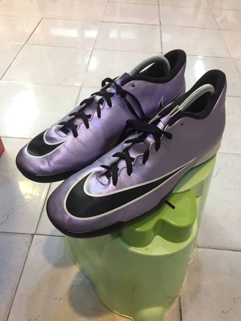 Nike Mercurial futsal shoes