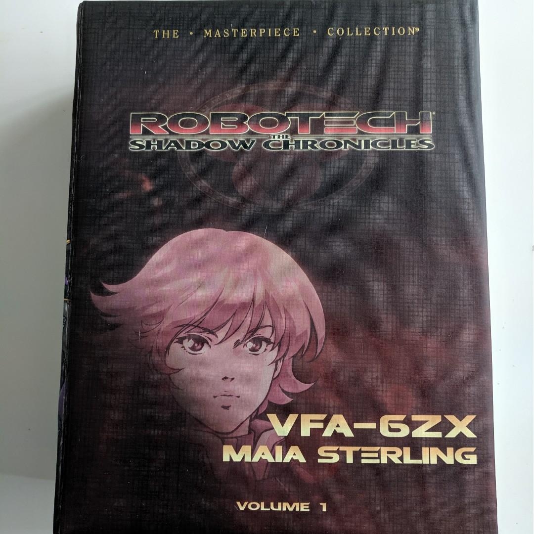 Only One on Carousell Toynami Robotech Macross MASTERPIECE Maia SHADOW ALPHA FIGHTER VOLUME 4 #1964 of 5000