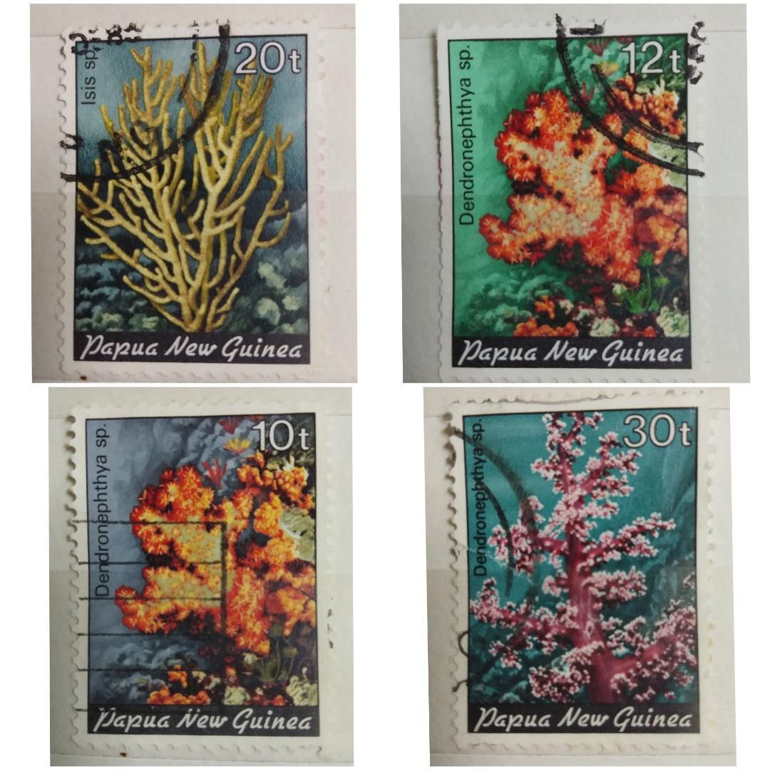 Papua New Guinea/coral
