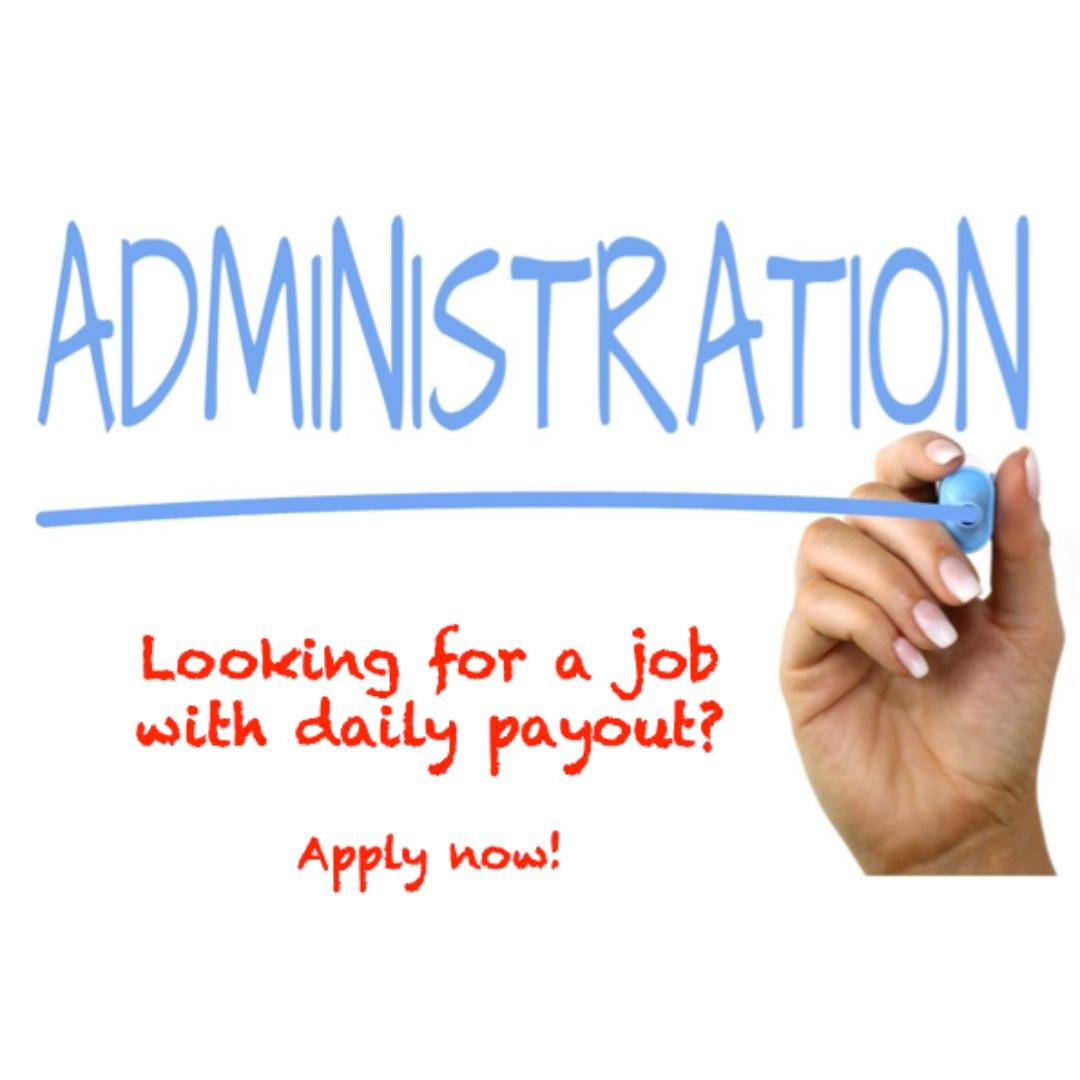 PART-TIME ADMIN ASSISTANT (BANQUET OFFICE)