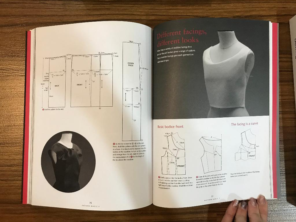 Pattern Magic 2 (Fashion Design Book)