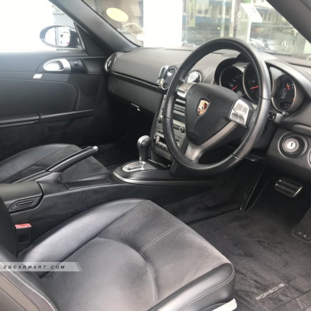 Porsche Cayman 2.7 Auto