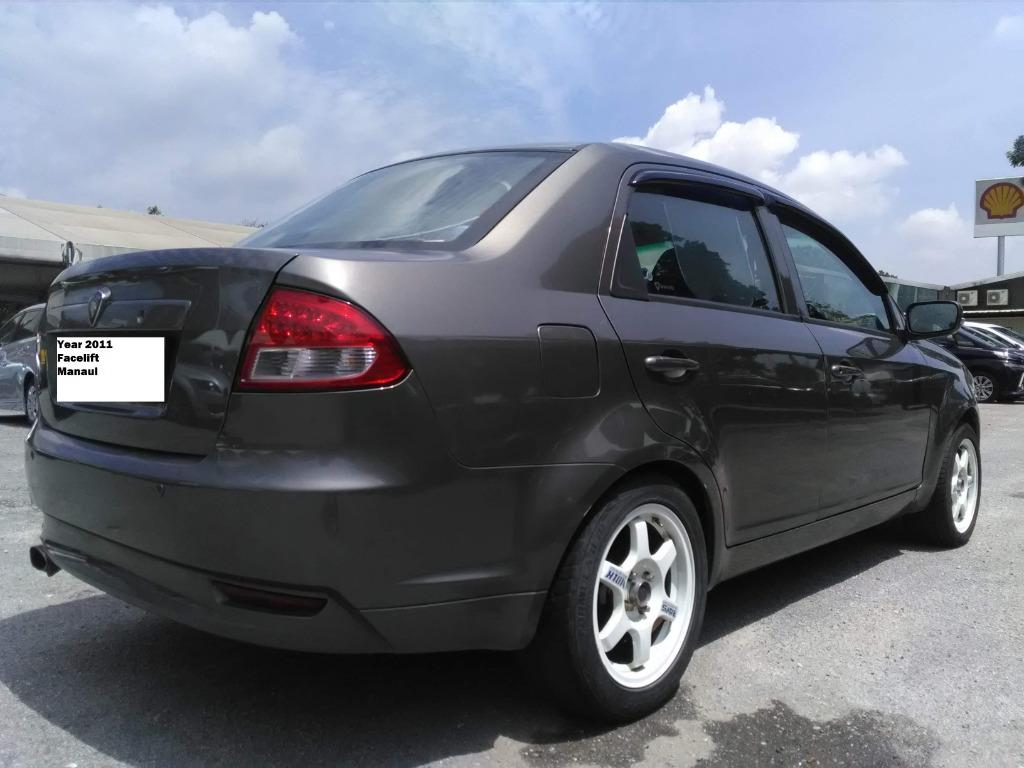 Proton Saga 1.3 FL Manual True Year 2011 Tahun Dibuat 11
