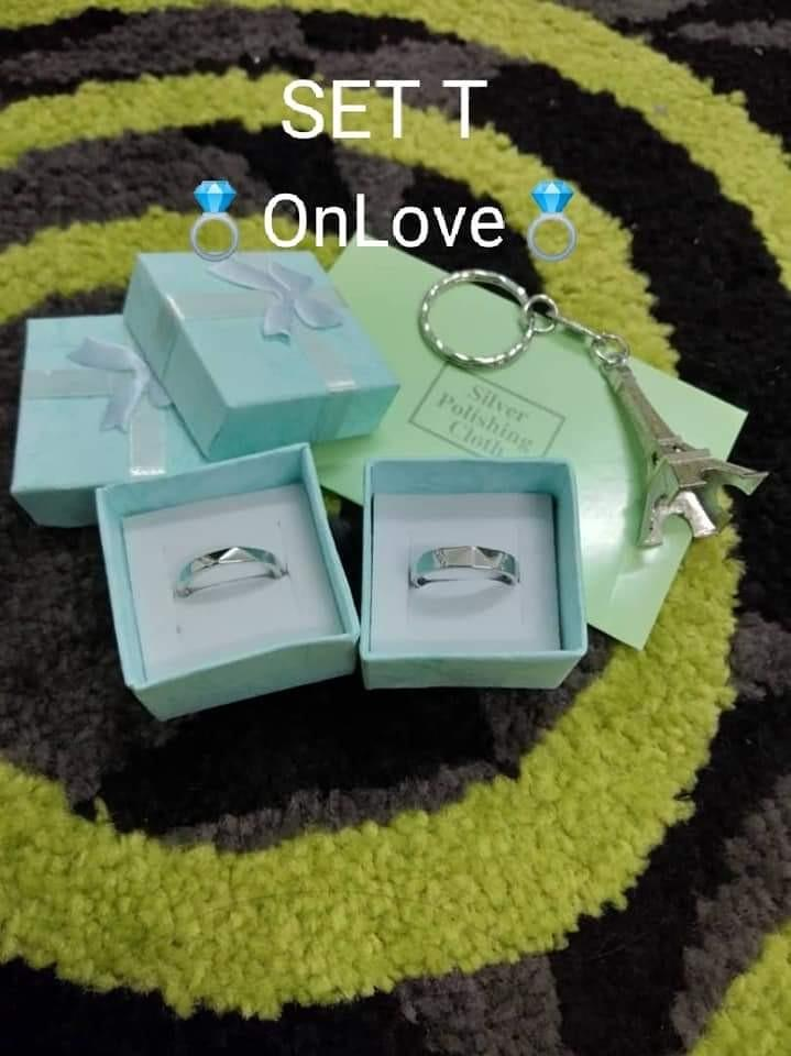 Ring silver925 (couple love)