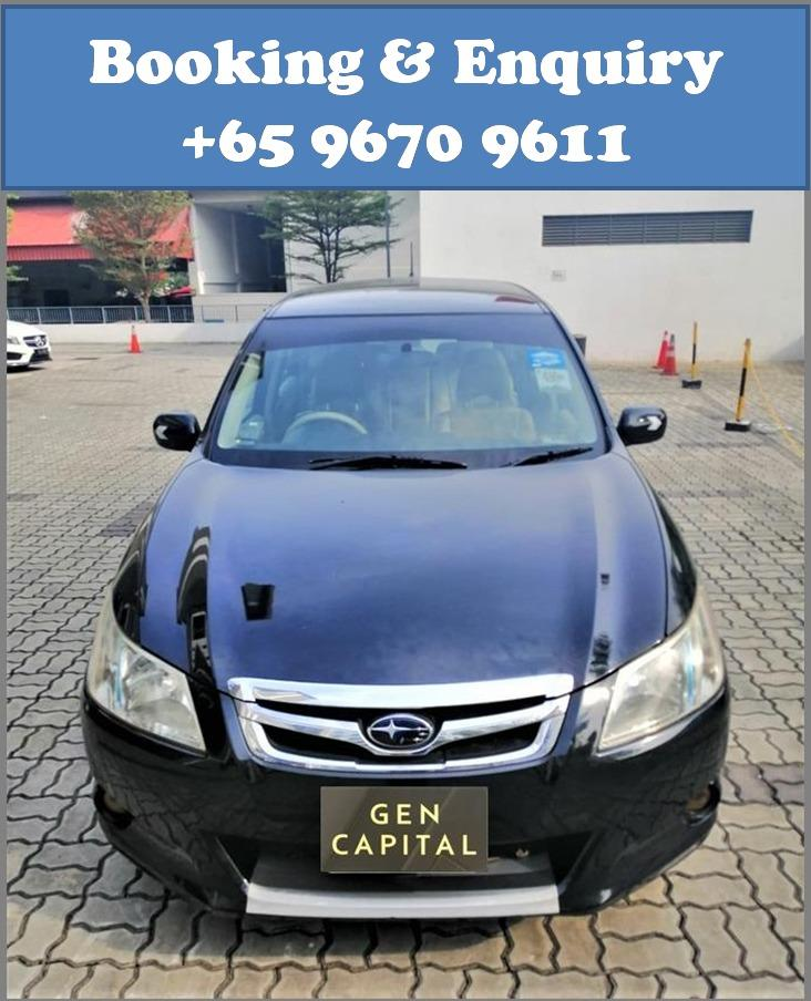 Subaru Exiga 2.0A @ Lowest rental rates, good condition!