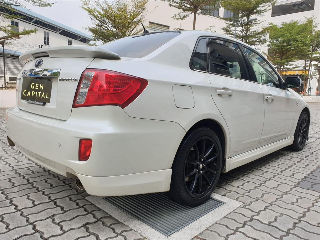 Subaru Impreza 2.0A @ Lowest rental rates, good condition!
