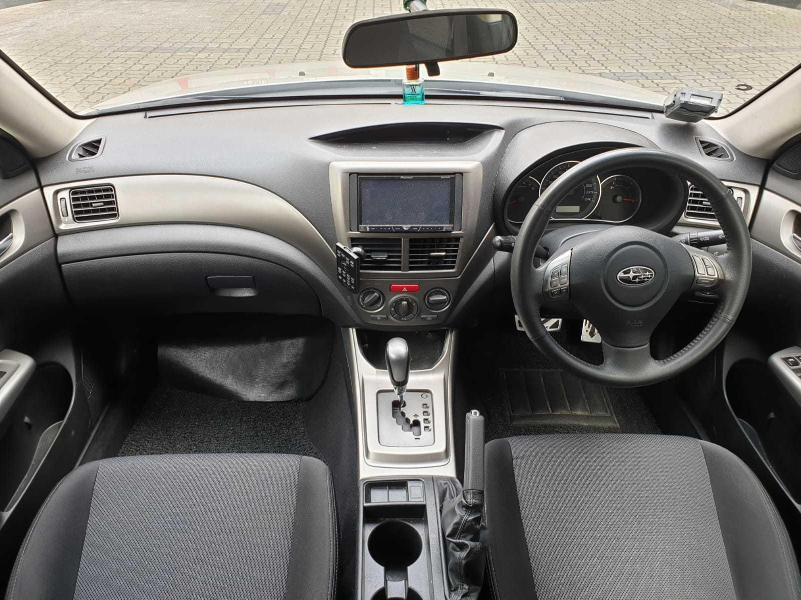 Subaru Impreza 2.0A @ Lowest rental rates, good condition!