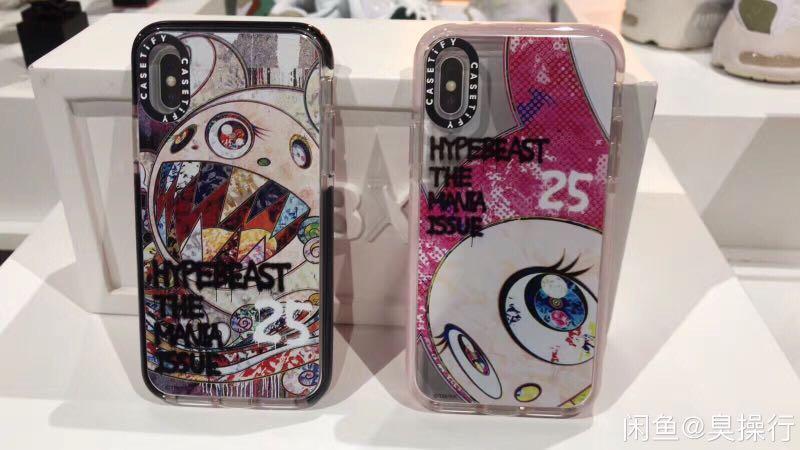 Takashi X CASETIFY X Hypebeast25週年村上隆限定 iPhone手機殼