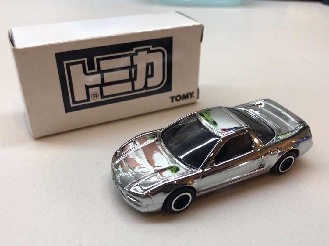 Tomica Honda NSX 銀