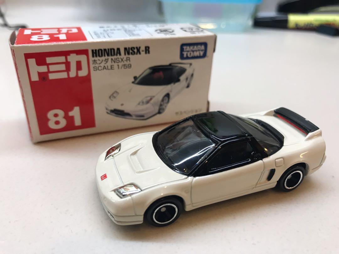 Tomica Honda NSX R
