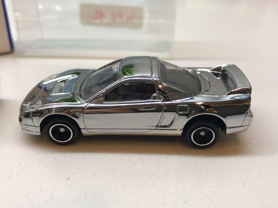 Tomica Honda NSX R 金銀
