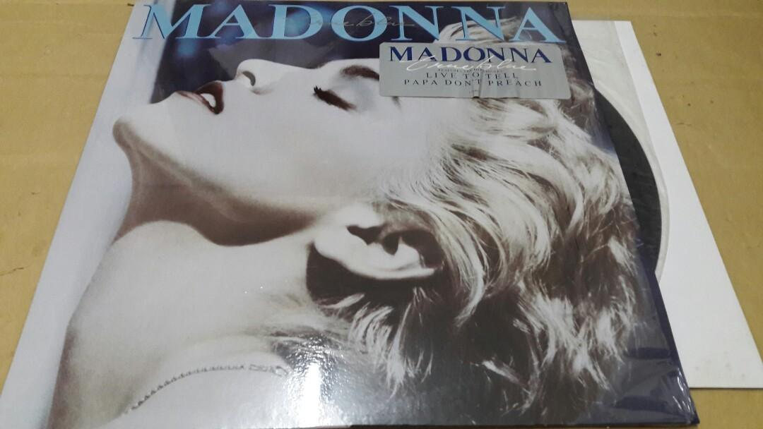 TRUE BLUE - MADONNA (1,691)
