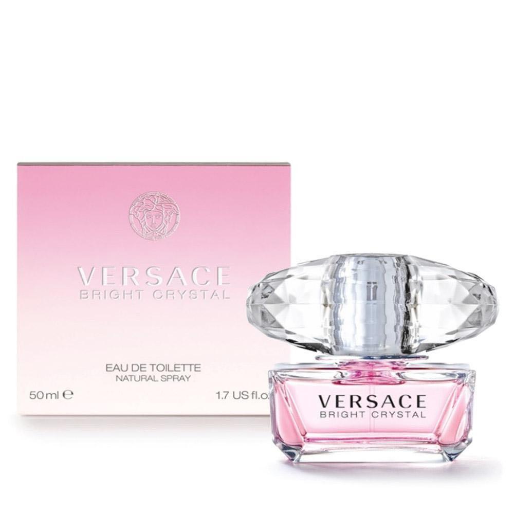 Versace - 50ml Bright Crystal Perfume / Eau De Toilette