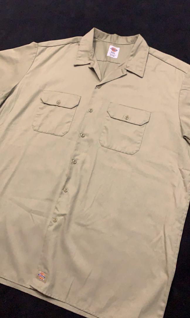 vintage dickies shirt