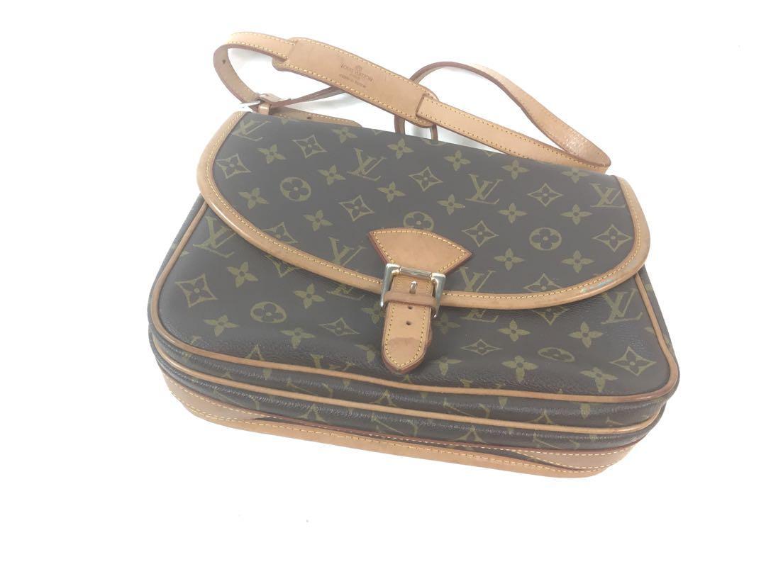 Vtg LOUIS VUITTON LV Monogram Sling Bag Handbag