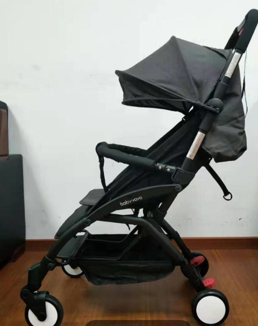 Yoya Stroller Cabin Size Baby Pram 15kg Lightweight Stroller