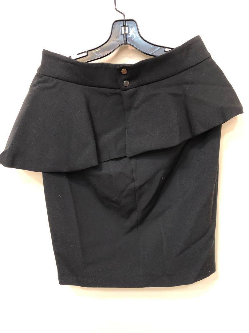 Zara Black skirt NEW