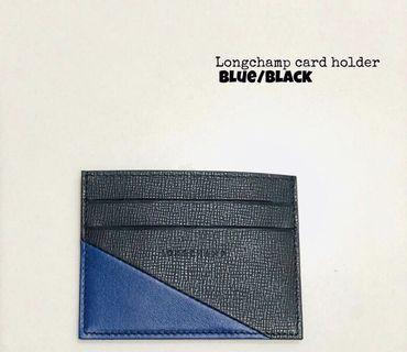 Longchamp card holder