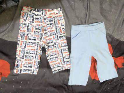 Carter's pants (just for you) celana bayi 6 bulan