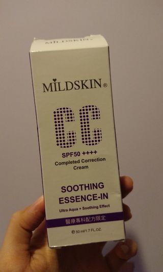 MILDSKIN CC霜