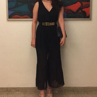 Black Jumpsuit #visitsingapore
