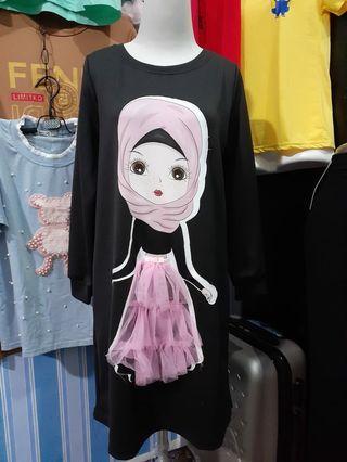 Tunik hijab Rample