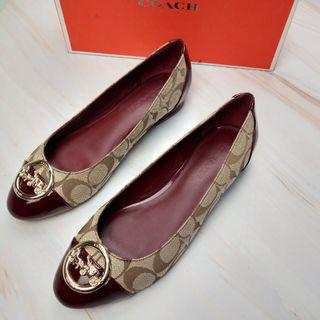 Coach Flatshoes Authentic