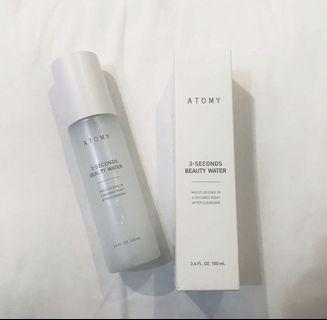 Atomy 3 seconds beauty water