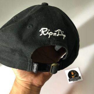 Rip N Dip Cap adjustable