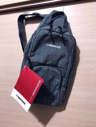 Wenger 瑞士原廠肩背包