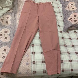 Pink Long Pants #joinoktober