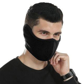 Sports Bike Motorcycle Half-Face Mask