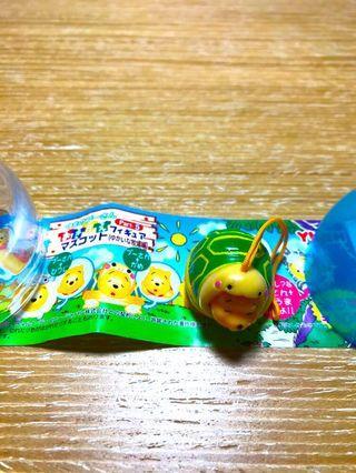 小熊維尼變裝扭蛋 - 小烏龜維尼(附蛋殼、蛋紙)