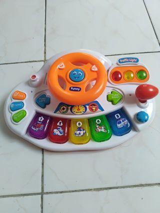 Mainan Setir Mobil