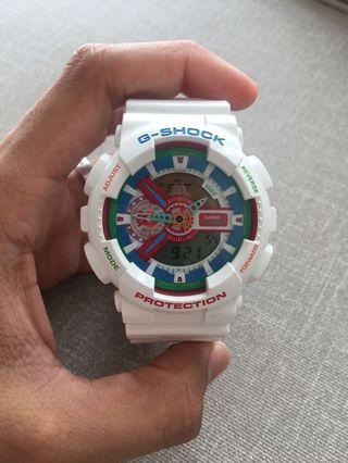 G-SHOCK GA-110MC (WHITE)