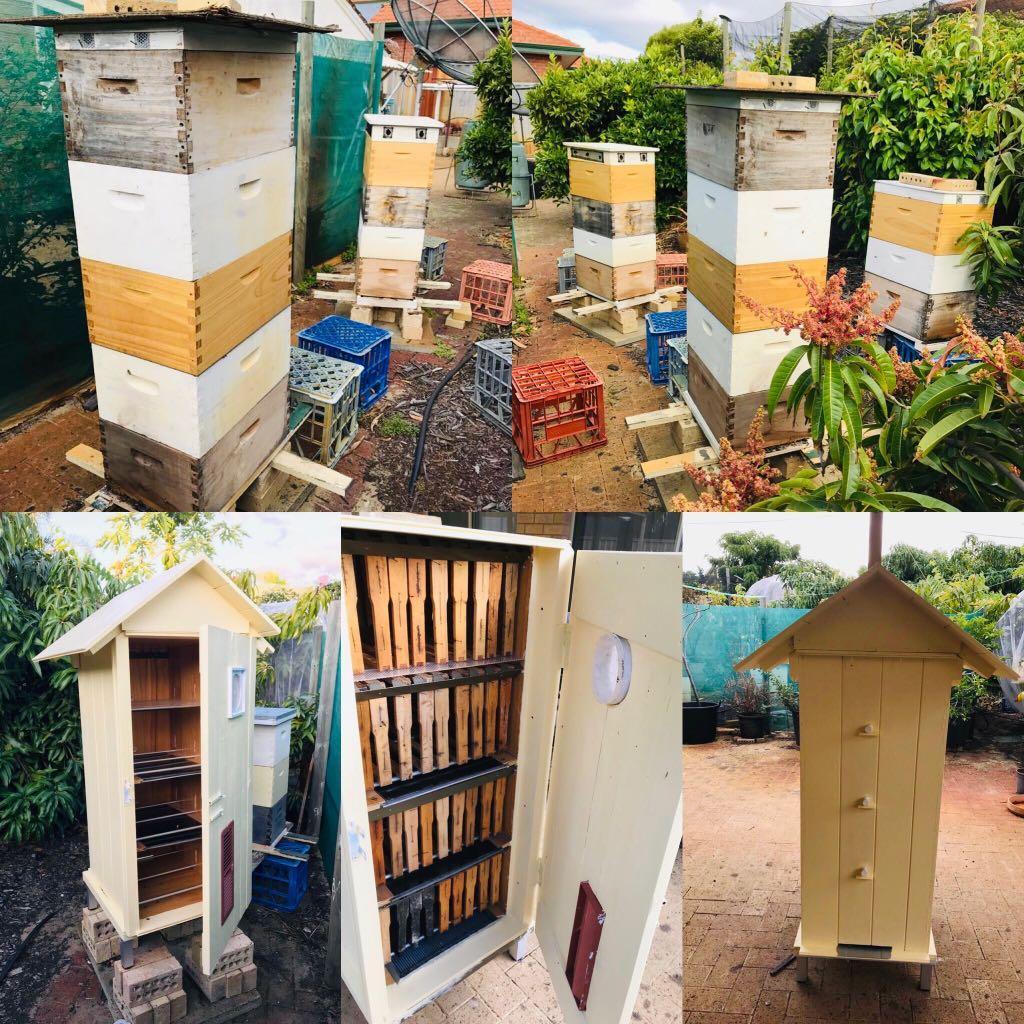 100% Organic Garden Honey from Western Australia 🍯