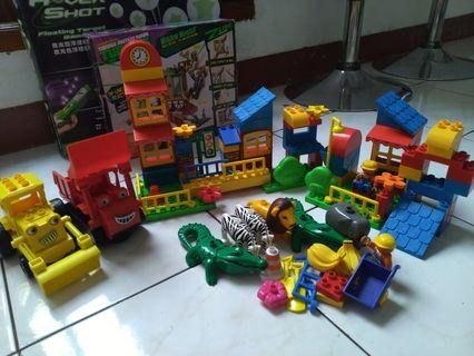 Block Bob The Builder 2 Set - Bonus