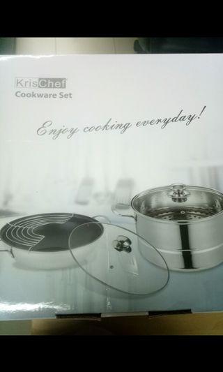 Krishome cook ware