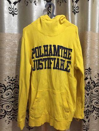 Yellow Hoodie / hoodie kuning POLHAM
