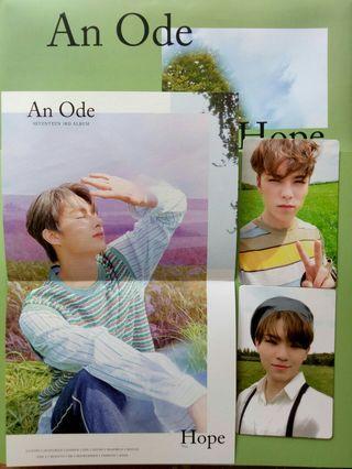 WTT Seventeen An Ode album